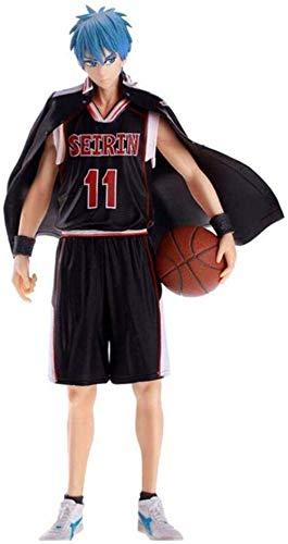 CYFLYJ Geschenk Modell Kreatives Geschenk Figur D Animation Figur D Action Noir Basketball Kuroko Tetsuya PVC 9 4in