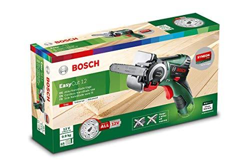 Bosch EasyCut 12 sans fil Nano Lame scie avec 12 V Batterie Lithium-Ion