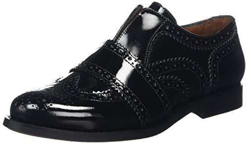 Hudson London Maddie, Francesine Donna, Nero (Black), 38 EU