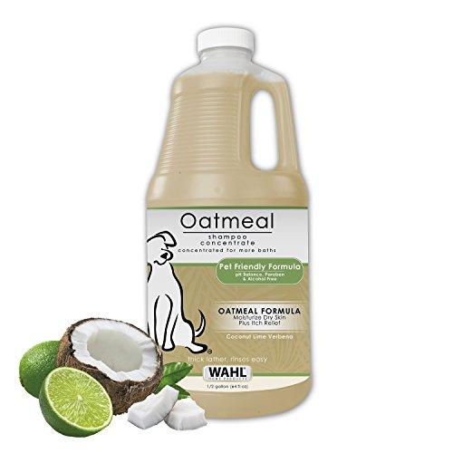 Wahl Oatmeal Dog Shampoo