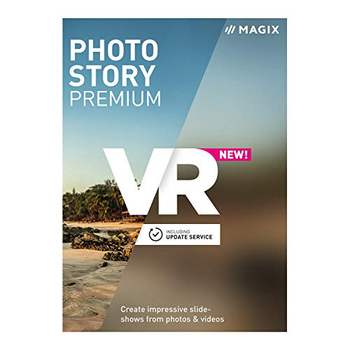 Photostory Premium VR | Version 2020 [PC Download]