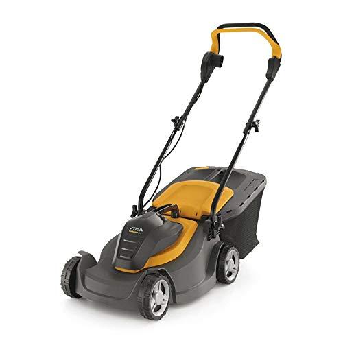 Stiga Collector 39 E 297370068/ST1 - Cortacésped eléctrico con cable (1400 W, corte 37 cm)
