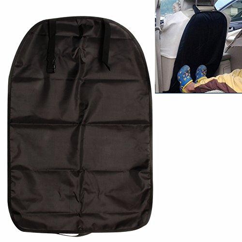 Kentop Auto-Rückenlehnenschutz Kinder Rücksitzschoner Autositz Schutzfolie Autositz Zurück Dirt-Schutz Mat Schutz für Autositz