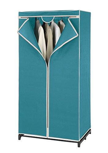 Wenko 4400051100 Kleiderschrank Breeze - Kleideraufbewahrung, 75 x 150 x 50 cm