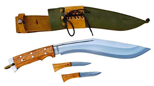 Genuine Gurkha Aeof Kukri - 11 Authentic British Gurkha Afghan Issue Khukuri - Handmade By Ex Gurkha Khukuri House in Nepal by EGKH.