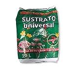 Sustrato Universal Ecologico 10 litros - Especial para Plantas de Interior y Exterior (Sustrato 10 litros)