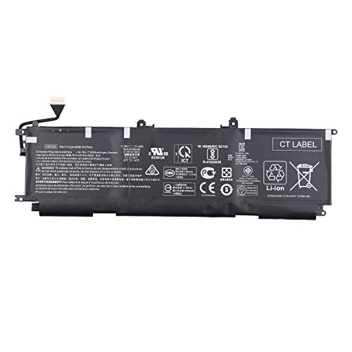 Vvsialeek AD03XL AD03 - Batería para portátil HP Envy 13-AD015TX AD019TX AD03XL TPN-I128 (51,4 Wh)