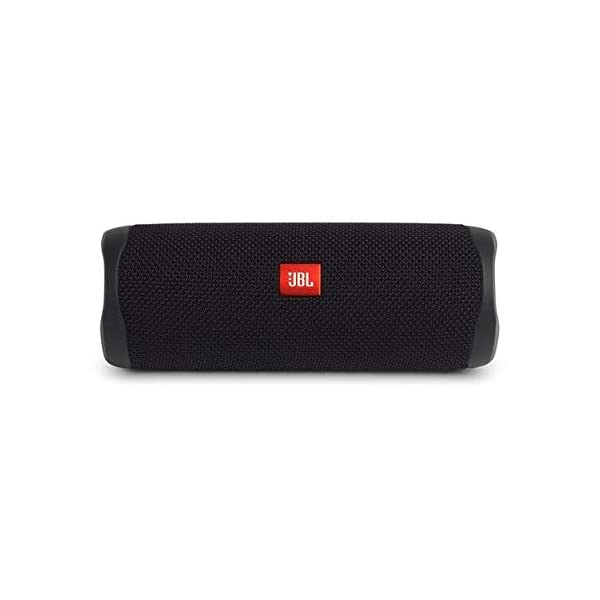 JBL FLIP 5 Portable Speaker IPX7 Waterproof Bundle with gSport Deluxe Hardshell Case (Multiple Colors) 5