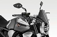 CB1000R 2018/20 - キット ウィンドスクリーン 'Warrior' (R-0905) - アルミニウム ウィンドシールド フェアリング- ハードウェアファスナー付属 - De Pretto Moto アクセサリー (DPM Race) - 100%イタリア製