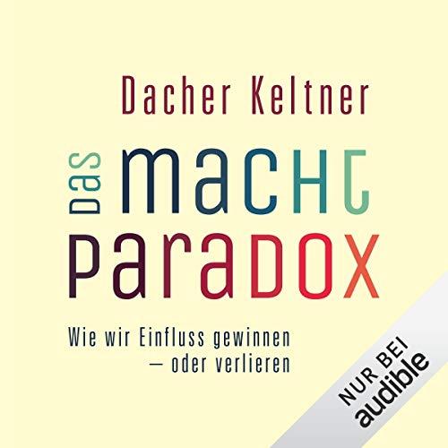 Das Macht-Paradox audiobook cover art