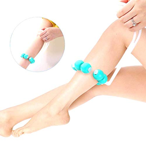 BoBoLing Portable Legs Relax Massage Roller Manual Foot Calf Shaper Lose Weight Relaxation Leg Massager Health Care Tool Best QualityShop