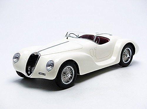 Minichamps 107120232 Alfüromeo 6 SS Corsa Spider 1939 1 18 Weiß