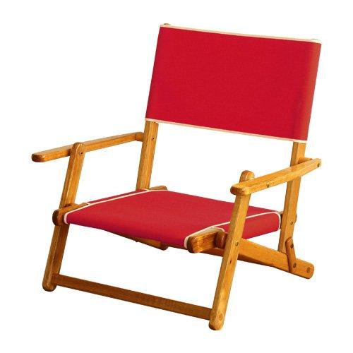 エニウェアチェア ミニ サンド チェア ANYWHERE CHAIR Mini Sand Chair [ JOCKY RED ]
