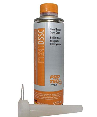 PRO TEC Diesel System Super Clean - Super pulitore per sistemi diesel 375 ml.