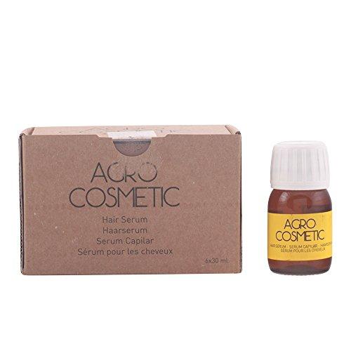 Agrocosmetic Hair Serum Pack 6 X - 30 ml