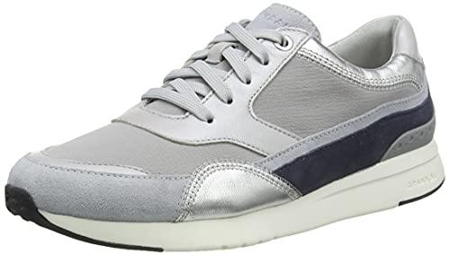 Cole Haan Grandpro Downtown Runner Sneaker för män, Grå - Grå - 36.5 EU