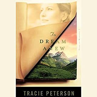 To Dream Anew audiobook cover art