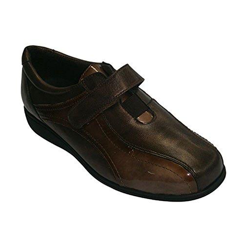 Zapatos Especiales para Plantillas Doctor Cutillas en marrón Talla 35