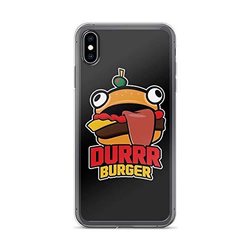 iPhone 7 Plus/8 Plus Pure Clear Case Cases Cover Durrr Burger