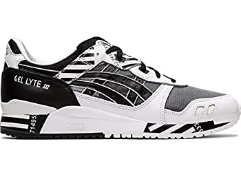 ASICS Men s Gel-Lyte III OG Shoes 12 Black/Black
