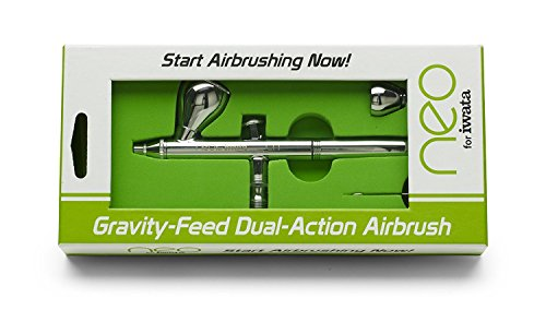 Neo for Iwata CN gravity feed airbrush - 5 years Warranty