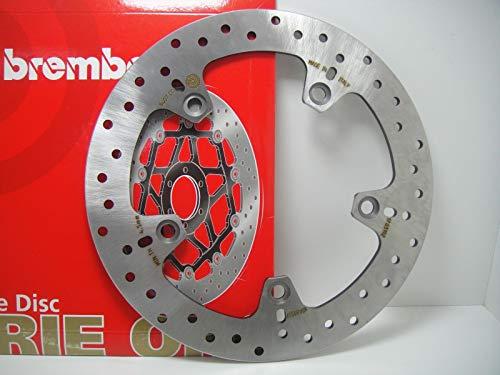 BREMBO 68B407C0 DISCO FRENO POSTERIORE SERIE ORO R 1200 GS ABS 2004 2005 2006 2007 2008 2009