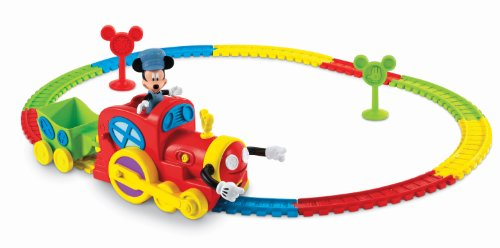 Big Sale Best Cheap Deals Fisher Price Mickey's Magic Choo Choo