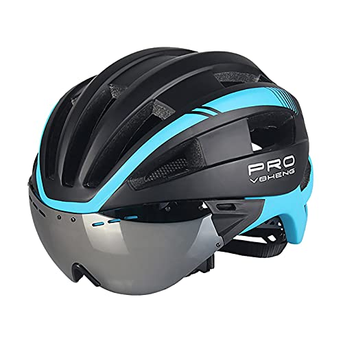 Generic Eariy Bicycle Helmet MTB Helmet with Removable Magnetic Protective...