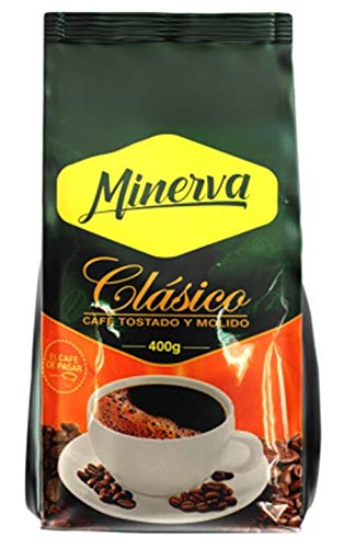 CLASSIC ROAST GROUND COFFEE / CLASICO CAFE TOSTADO Y MOLIDO 14 OZ (1 BAG)