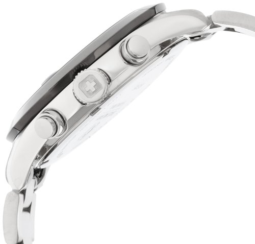 『[スイスミリタリー] 腕時計 ML-369 正規輸入品 シルバー』の3枚目の画像