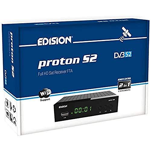 Edision Proton S2 Full SAT Bild