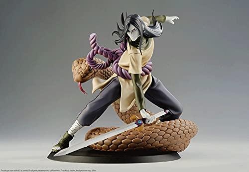 Mimimiao Naruto Shippuden Orochimaru Escala 1/10 Figura de acción Modelo de Personaje de Anime/Juego Material de PVC...