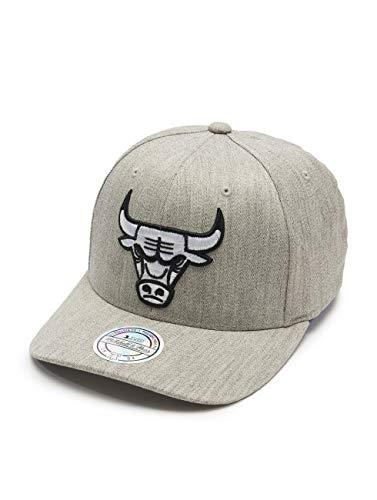 Mitchell & Ness Gorra para hombre con logotipo de la NBA negro...