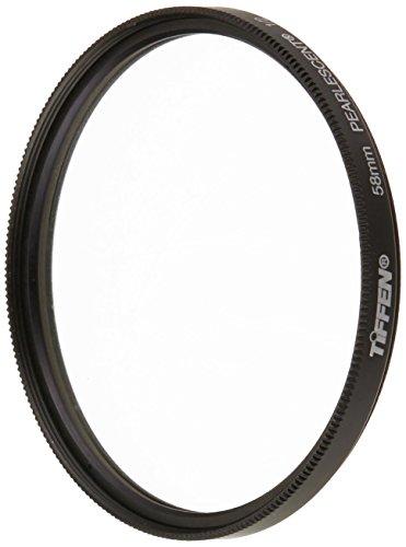 Tiffen Diffusion Filters Camera Lens Sky & UV Filter, Black (58PEARL12)