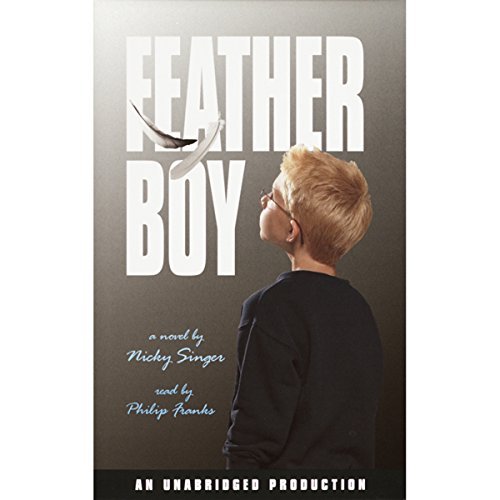 Feather Boy audiobook cover art