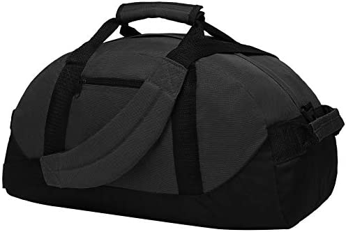 BuyAgain Duffle Bag 18 Travel Carry On Sport Duffel Gym Bag with Top Handle For men Or Women product image