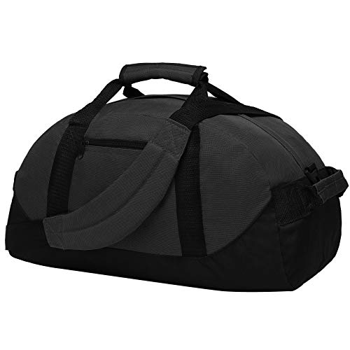 """BuyAgain Duffle Bag, 18"""" Travel Carry On Sport Duffel Gym Bag with Top Handle For men Or Women"""