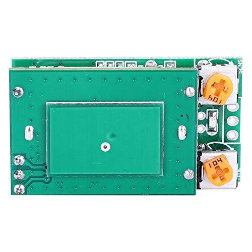 Jeanoko Schaltmodul Radarsensor Schaltmodul Mikrowellenradar Mikrowellenradarsensor 30mA Sensorschaltermodul Radarwarner...