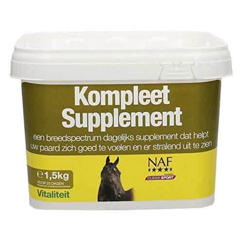 Natural Animal Feeds Naf General Purpose Supplement 1.5kg - Clear, 1.5Kg