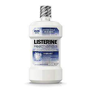 Listerine Healthy Multi Action Flouride Mouthwash