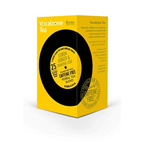 Faith In Nature Vocalzone Tee - Zitrone, Ingwer & Manuka 1er Pack(1 x g)