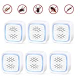 Best Raccoon Repellents - Ultrasonic Pest Repeller - 6 Pack Electronic Review