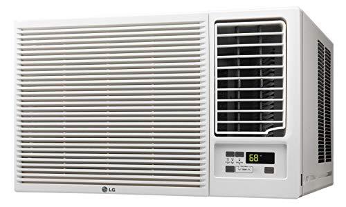LG LW2416HR 23,000 230V Window-Mounted Air Conditioner with 11,600 BTU...