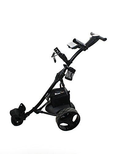 Airel Carrito de Golf Eléctrico Plegable | Carro Golf Batería Litio | Carro Golf 3 Ruedas | Carrito Golf Plegable | Golf Trolley | Golf Cart| Carro Golf