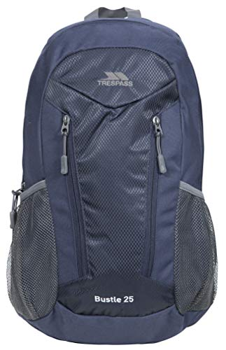 Trespass Bustle - Mochila (25 L), UAACBATR0007_NA1EACH, azul marino, EACH