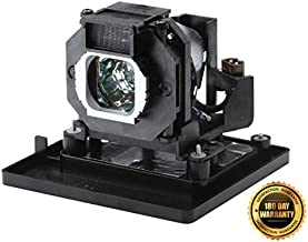 ET-LAE1000 Compatible Replacement Projector Lamp with Housing for PANASONIC PT-AE1000/PT-AE1000E/PT-AE1000U/PT-AE2000/PT-AE2000E/PT-AE2000U/PT-AE3000/PT-AE3000EH by Watoman