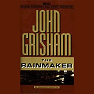 The Rainmaker audiobook cover art