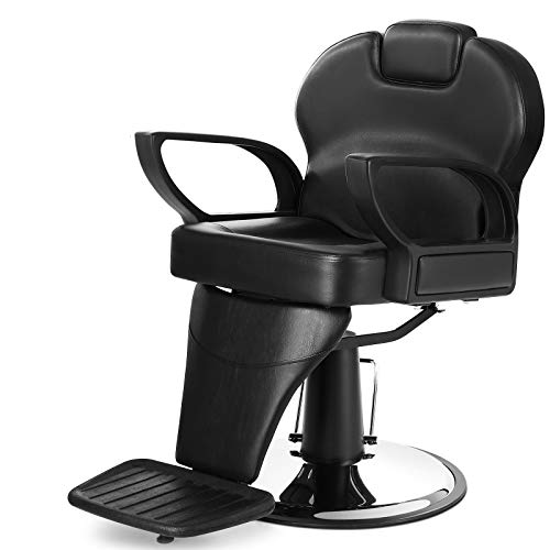 Artist Hand Barber Chairs Barber Chairs Hydraulic Reclining Barber Chair Salon Chair Styling Chair for Salon Equipment Tattoo Chair