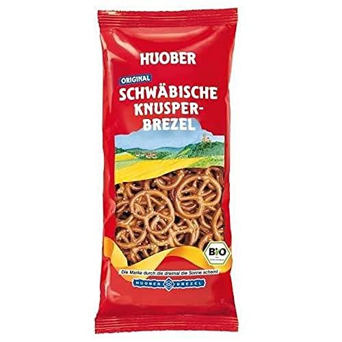 Huober Original Schwäbische Knusperbrezeln, 10er Pack (10 x 180 g)