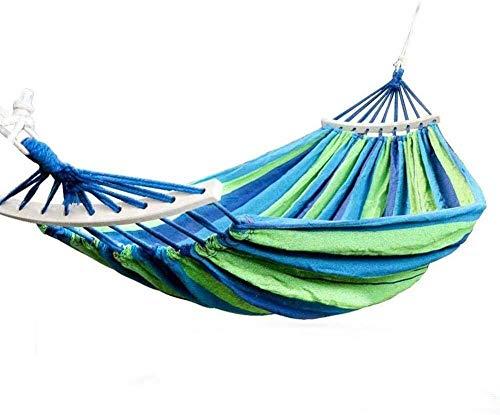 Hamocks Silla Colgando Silla Colgando Silla de Turnos Al Aire Libre Asiento de Haa para Mecedora con una Cuerda Suspendida con 2 Cuerdas para Jardín Moda Gymqian